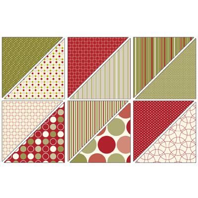 Stampin' Up! Jolly Holiday Designer Series Paper